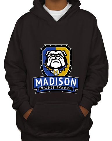 Hooded Sweatshirt - 2XL/3XL